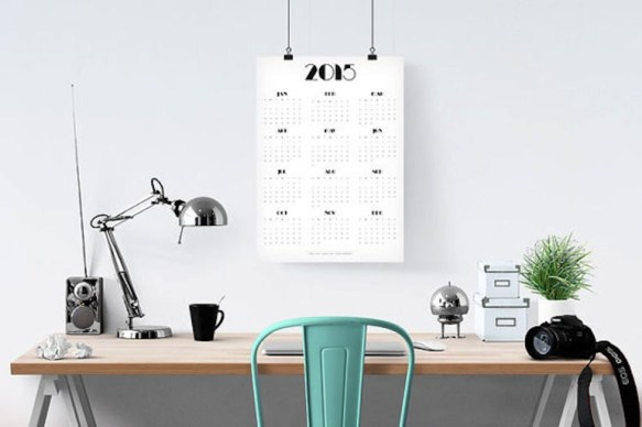 Calendrier 4theloveofstationery