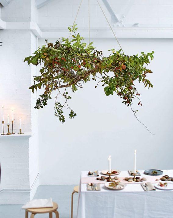 Une déco de Noël sans sapin // Hellø Blogzine blog deco & lifestyle www.hello-hello.fr