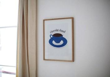 La Collection Décoration de Sezane Affiche Poster