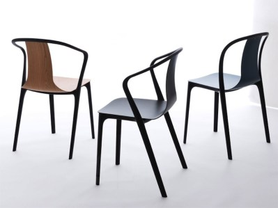 Best of design Salon du meuble Milan 2015 Chaises Belleville Ronan et Ewran Bouroullec - Vitra