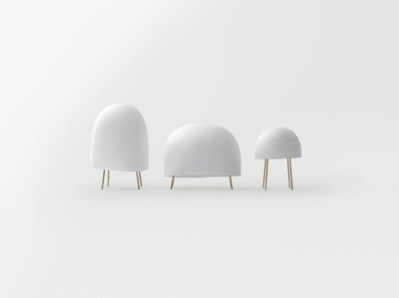 Best of design Salon du meuble Milan 2015 - Kurage de Nendo - Foscarini