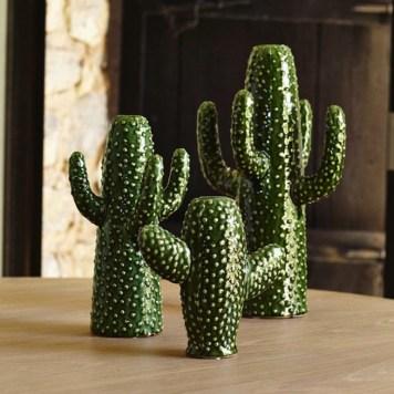 Vase Cactus Am Pm