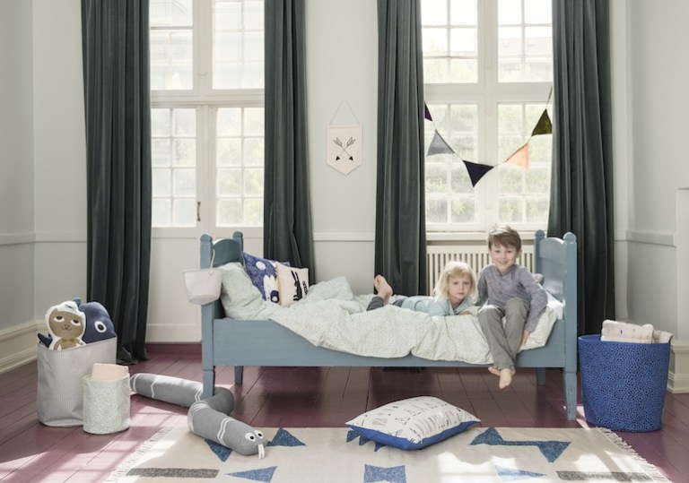 Chambre d'enfant Ferm Living collection AH 15