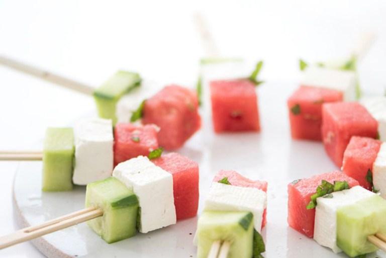 brochettes-pasteque-melon-concombre