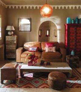 Tapis ethnique kililm Maisons du monde