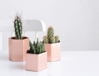 DIY Copper Planter // Hëllø Blogzine www.hello-hello.fr
