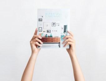 Our book ! Inspirations Scandinaves, Eyrolles // Hëllø Blogzine www.hello-hello.fr
