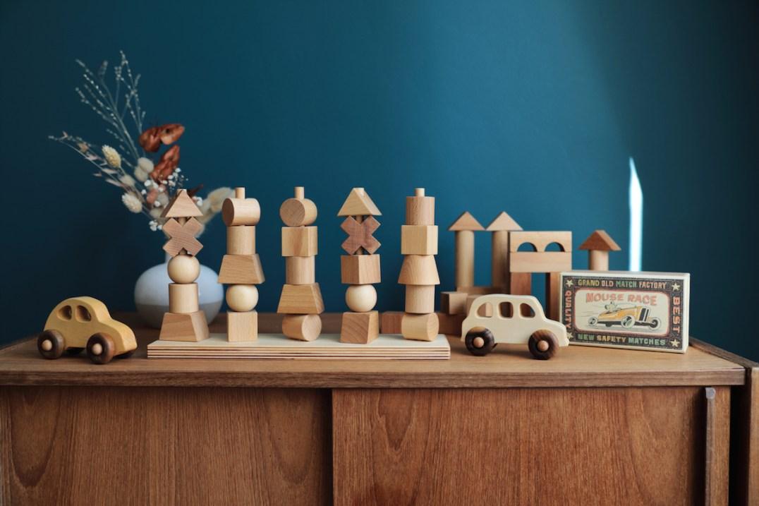 Wooden Story, une marque familiale de jouets en bois // Hellø Blogzine blog deco & lifestyle www.hello-hello.fr