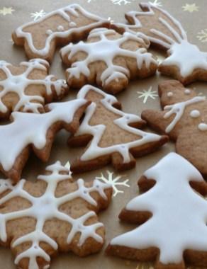 elo les cupcakes biscuits noel recette
