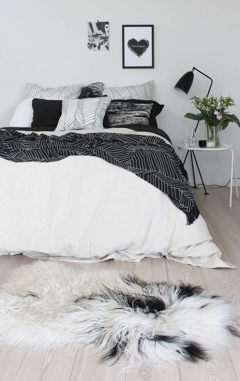comment cr er une d co de chambre cosy et douillette. Black Bedroom Furniture Sets. Home Design Ideas