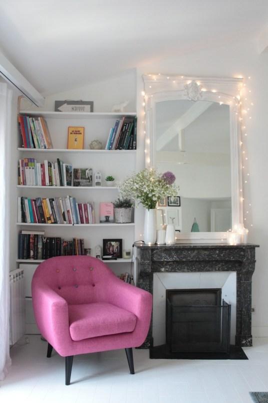 11 id es pour s 39 am nager un coin lecture cosy h ll blogzine. Black Bedroom Furniture Sets. Home Design Ideas
