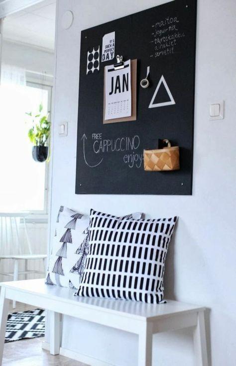 Dcorer Un Mur Blanc Hll Blogzine Blog Deco U Lifestyle Wwwhello With Decorer  Un Mur.