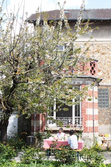 Interieur vintage arty Malle aux tresors // Hëllø Blogzine - www.hello-hello.fr