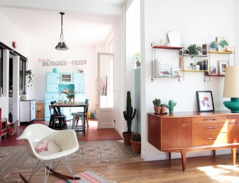 home tour video la maison vintage de cline de malle aux trsors