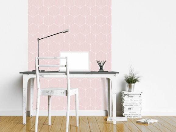 Removable Wallpaper // Hëllø Blogzine blog deco & lifestyle www.hello-hello.fr