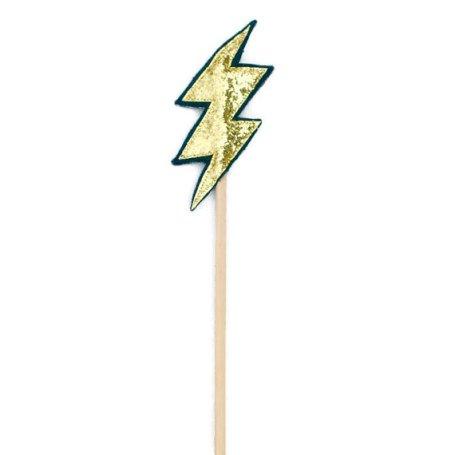 Lightning Bolt Kidsroom // Hëllø Blogzine blog deco & lifestyle www.hello-hello.fr