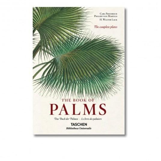 Le livre des palmiers Taschen // Hëllø Blogzine Lifestyle - www.hello-hello.fr