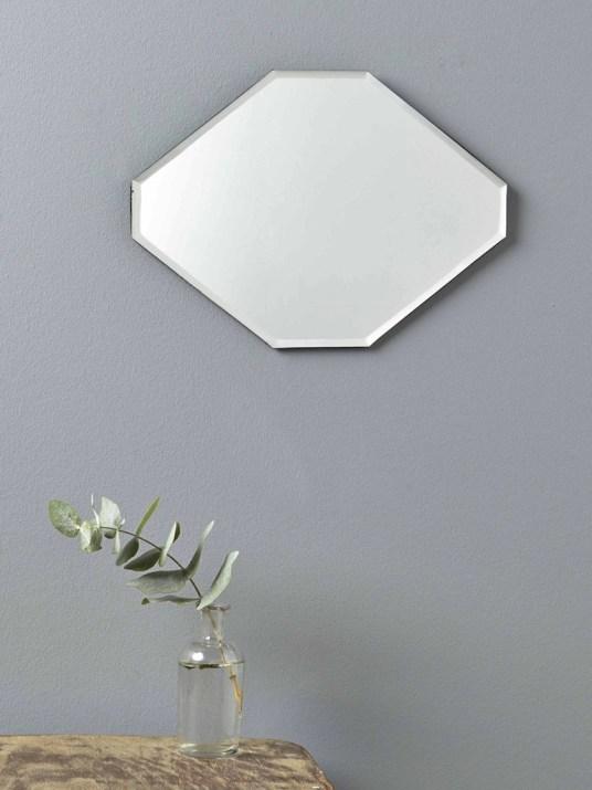 une s lection de miroirs originaux pour booster la d co. Black Bedroom Furniture Sets. Home Design Ideas