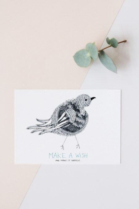 Holiday and New Year Card - Atelier Mouti for Hellø - Free Donwload // Hëllø Blogzine blog deco & lifestyle www.hello-hello.fr