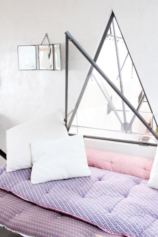Loft vintage créatif, Aurélia Wolff fondatrice de Whole // Hëllø Blogzine blog deco & lifestyle www.hello-hello.fr #loft #industriel #vintage #paris #france #wholeconcept #ecofriendly