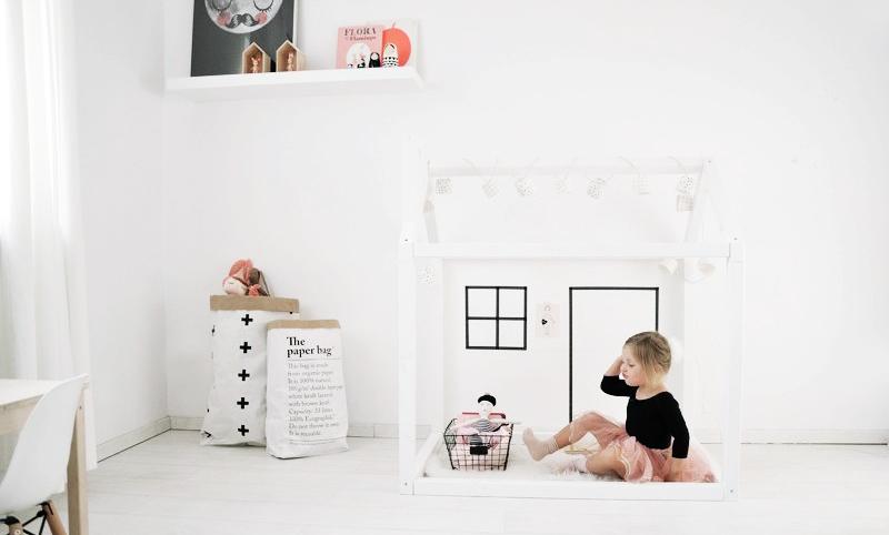 Tendance Maison Déco Chambre d'Enfants // Hëllø Blogzine blog deco & lifestyle www.hello-hello.fr #maison #house #kids #kidsroom