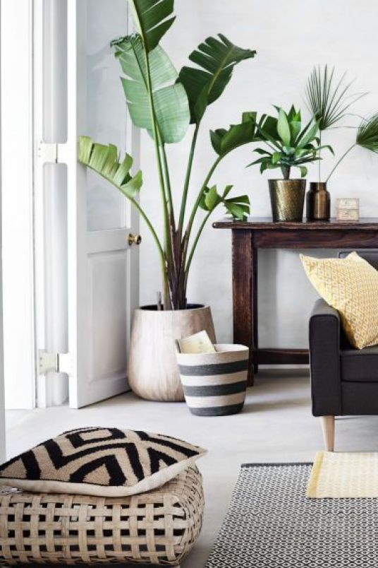 Tendances Déco 2017 // Hëllø Blogzine blog deco & lifestyle www.hello-hello.fr #deco #tropical #trends