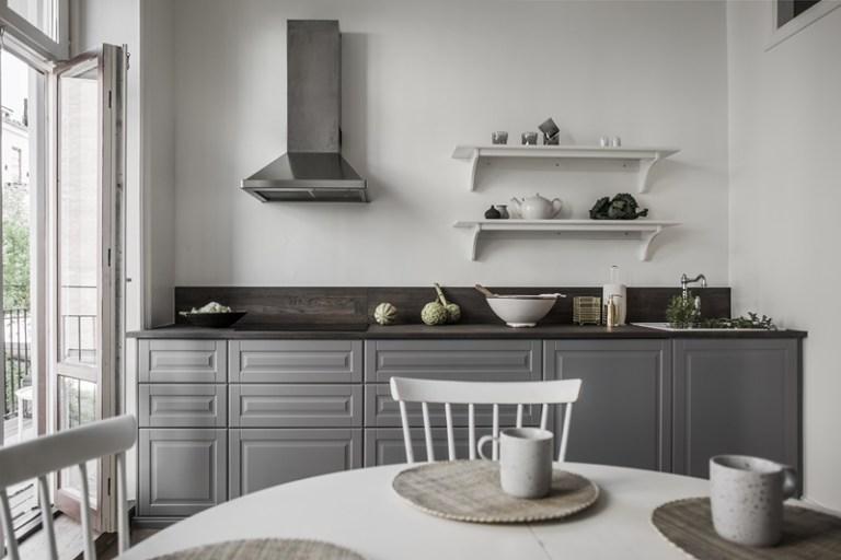 Déco petite cuisine // Hëllø Blogzine blog deco & lifestyle www.hello-hello.fr #kitchen