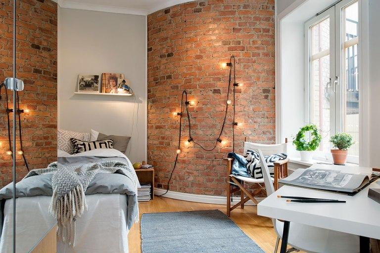 Faire un Mur de Briques // Hëllø Blogzine blog deco & lifestyle www.hello-hello.fr #bricks
