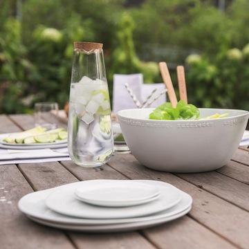 Assiette en porcelaine // Hëllø Blogzine blog deco & lifestyle www.hello-hello.fr