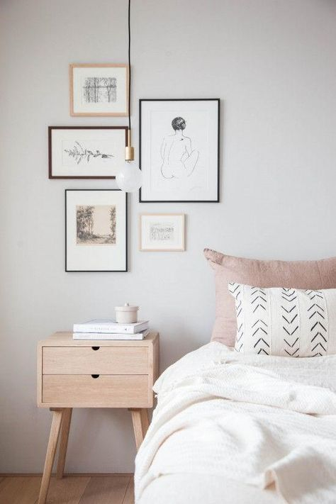 comment bien utiliser le rose poudr dans sa d co. Black Bedroom Furniture Sets. Home Design Ideas