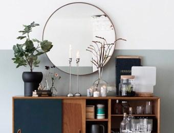 Miroir Rond // Hëllø Blogzine blog deco & lifestyle www.hello-hello.fr #miroir #rond