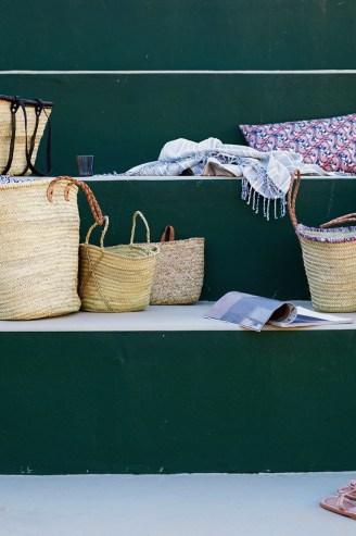 Les Objets déco indispensables pour Buzzer sur Instagram // Hëllø Blogzine blog deco & lifestyle www.hello-hello.fr #deco #instragram #panier #ethnique