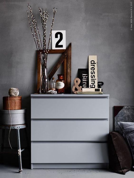 best quand les meubles prennent la couleur des murs hll blogzine blog deco lifestyle with meuble. Black Bedroom Furniture Sets. Home Design Ideas