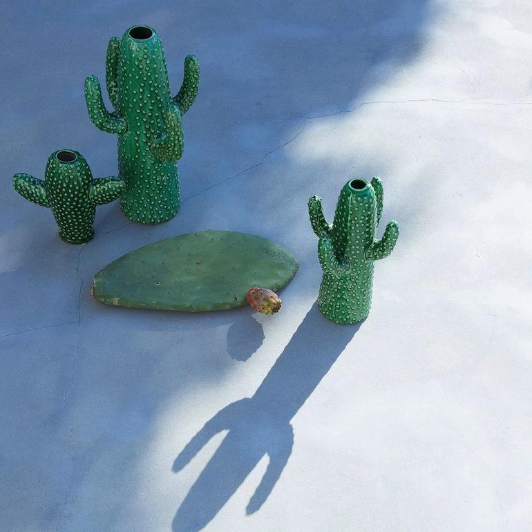 Les Objets déco indispensables pour Buzzer sur Instagram // Hëllø Blogzine blog deco & lifestyle www.hello-hello.fr #deco #instragram #serax #michelssen #vase #cactus