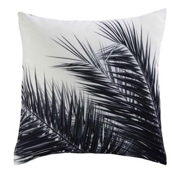 coussin-en-tissu-noir-et-blanc-imprime-palmier-45x45cm-aroha