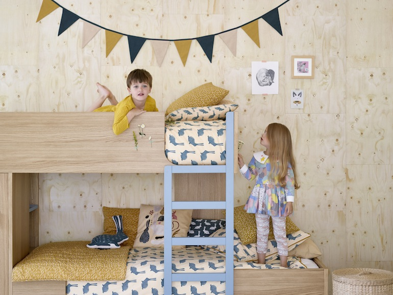 Collection Habitat x Milk // Hëllø Blogzine blog deco & lifestyle www.hello-hello.fr #milk #habitat #kidsroom