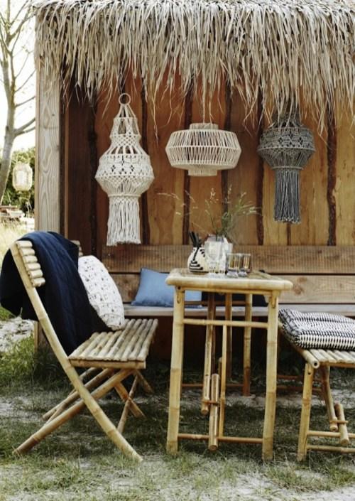 tendance une d co base de macram. Black Bedroom Furniture Sets. Home Design Ideas