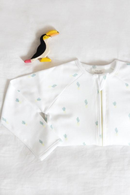 Pyjama Graphique et Pratique Comète Paris // Hëllø Blogzine blog deco & lifestyle www.hello-hello.fr