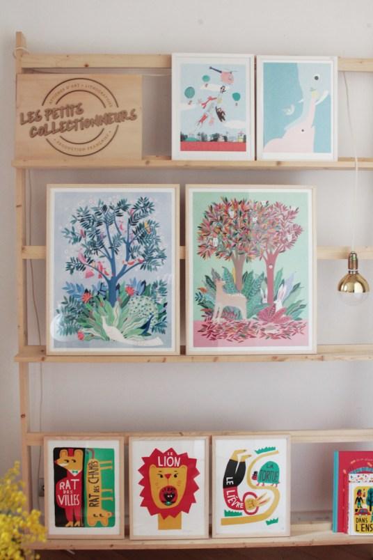 Visite Privée Appartement Parisien Les Petits Collectionneurs // Hëllø Blogzine blog deco & lifestyle www.hello-hello.fr