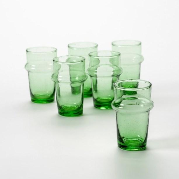 Des verres à thé marocain en guise de verre à eau - AM.PM. // Hëllø Blogzine blog deco & lifestyle www.hello-hello.fr