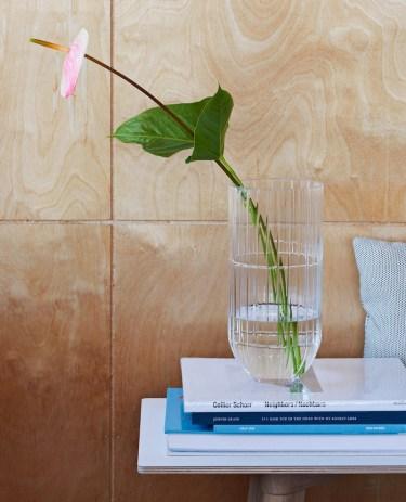Colour Vase XL transparent