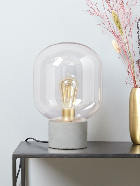 Lampe globe, 89,90€