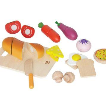 Légumes en bois - Idées cadeaux de noël enfants mixte // Hëllø Blogzine blog deco & lifestyle www.hello-hello.fr