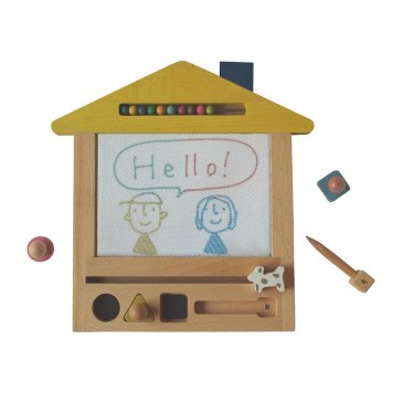 Tableau magnétique - Idées cadeaux de noël enfants mixte // Hëllø Blogzine blog deco & lifestyle www.hello-hello.fr
