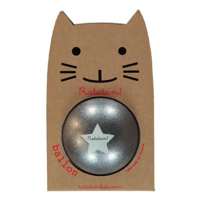 Ballon à paillettes - Idées cadeaux de noël enfants mixte // Hëllø Blogzine blog deco & lifestyle www.hello-hello.fr