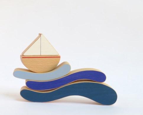 Jeu d'équilibre en bois - Idées cadeaux de noël enfants mixte // Hëllø Blogzine blog deco & lifestyle www.hello-hello.fr