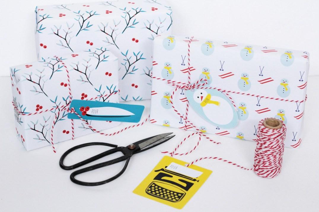 Papier cadeau à télécharger gratuitement // Hëllø Blogzine blog deco & lifestyle www.hello-hello.fr