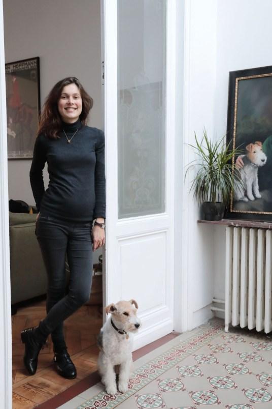 Maison néo-bourgeoise Lilloise, fondatrice Label Bougie // Hellø Blogzine - Blog déco Lifestyle - www.hello-hello.fr