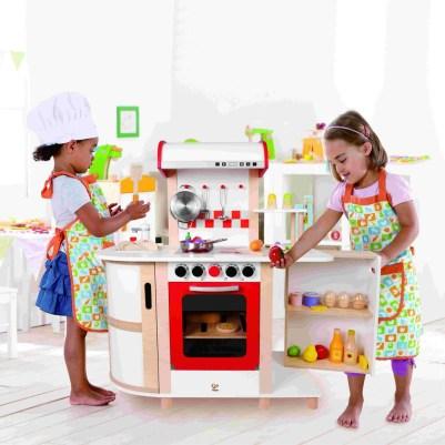 Cuisine pour enfant d co et design et ses accessoires for Cuisine enfant retro
