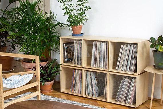 Ou Trouver De Jolis Meubles De Rangement Pour Nos Vinyles